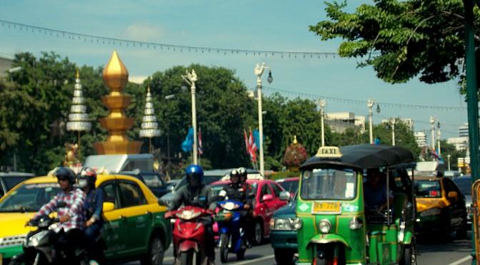 Nástrahy Bangkoku
