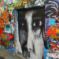 Graffitistraatje Gent