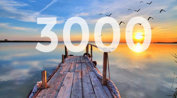 Petr Slavík – čtvrteční chvilka poezie na oslavu 3000 fanoušků na FaceBooku