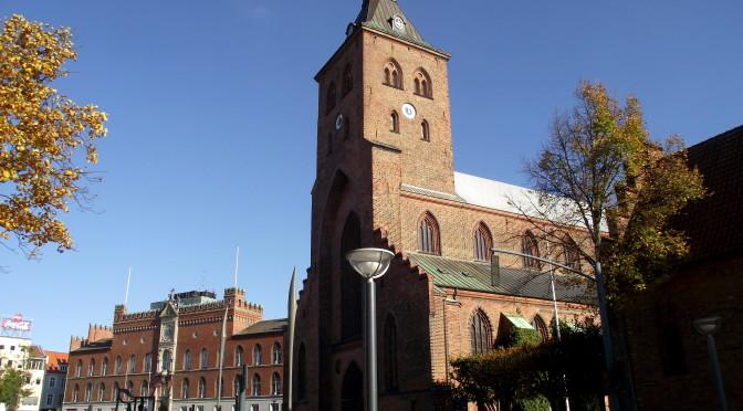 Město hrdé na Andersena i cyklisty – Odense