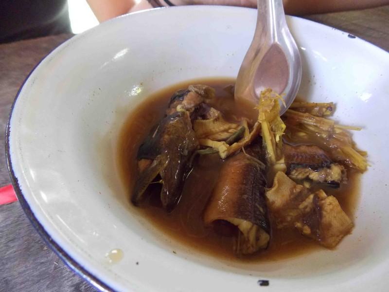 Hadí polévka, Thajsko