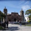 Plaza de Armas, Ayacucho, Peru