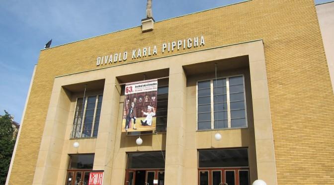 Divadlo Karla Pippicha, Chrudim, Pardubický kraj, Česká republika