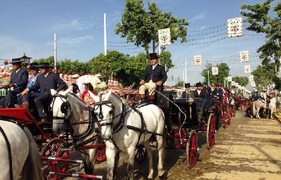 Feria de Abril de Sevilla – týdenní ochutnávka španělského života, Sevilla
