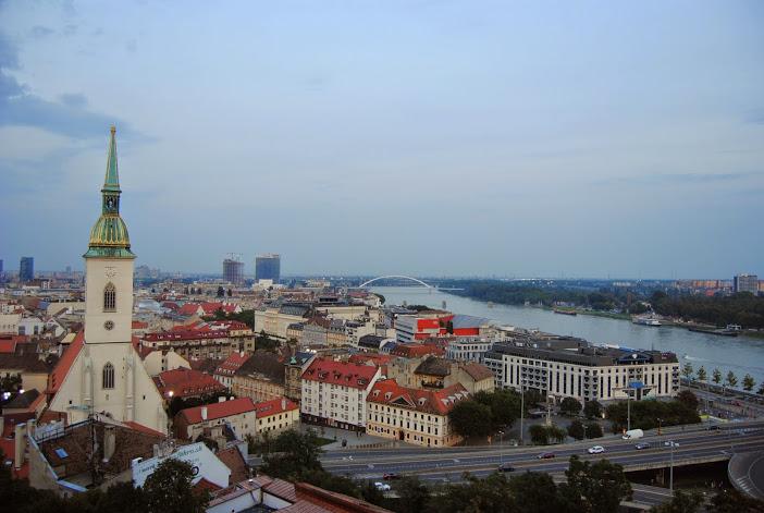 Bratislava, město, Dunaj