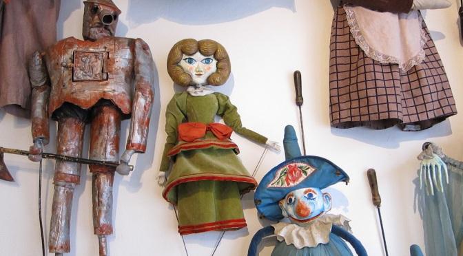 Muzeum loutkářských kultur, Chrudim, Pardubický kraj