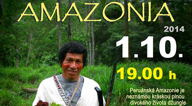 Amazonia 2014 – Martin Pávek – cestopisná přednáška s fotoprojekcí