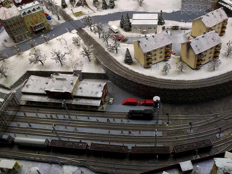 Království železnic - kolejiště K3