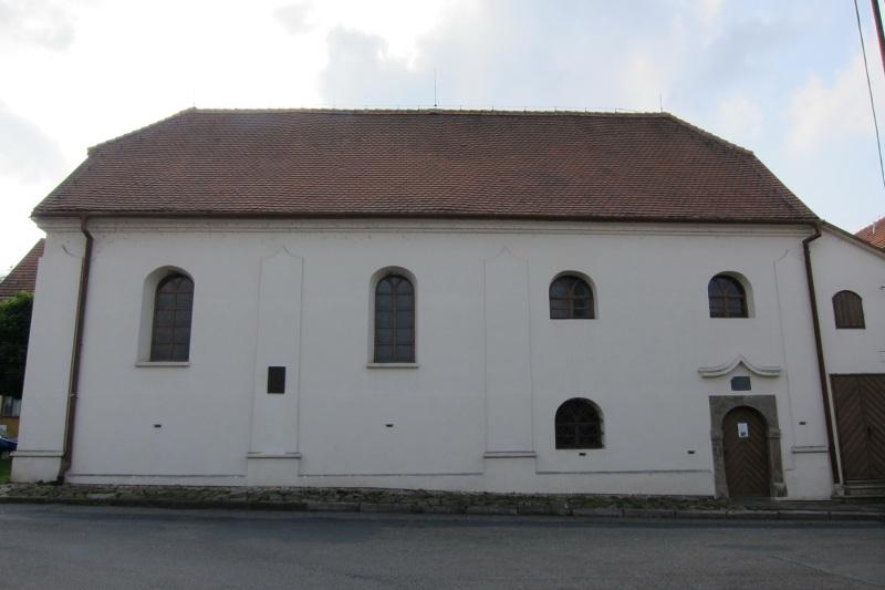 Synagoga ze 17. století, Dolní Kounice