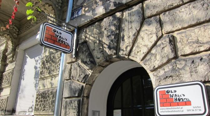 Old Wall´s Hostel – tip na ubytování v polském Krakově