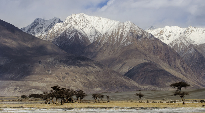 Kašmír – cestovatelská přednáška a promítání