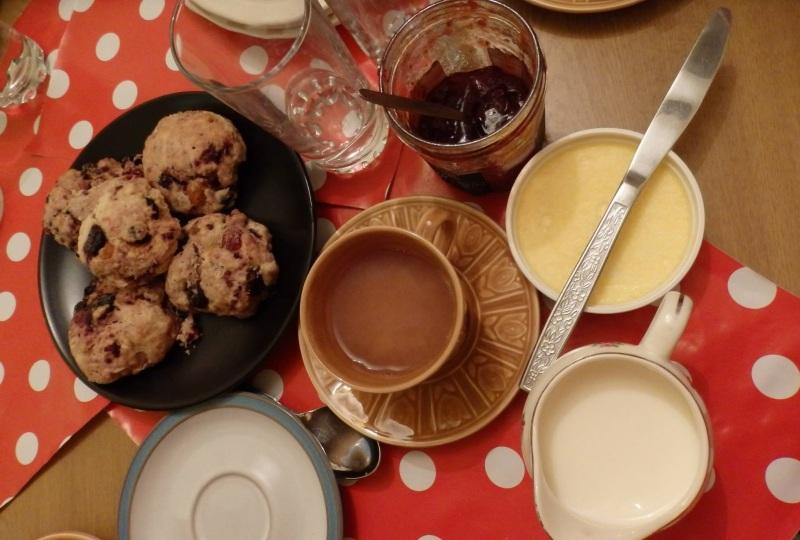 Devonshire Tea