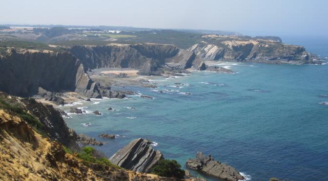 Po stopách rybářů, aneb portugalské pláže trochu jinak