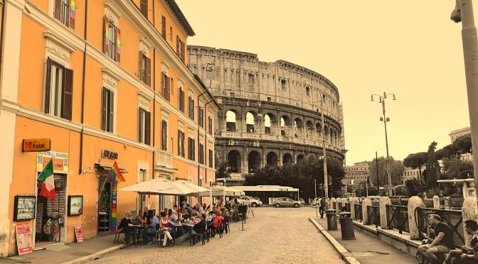Italská kuchyně a Řím? Ideální kombinace!