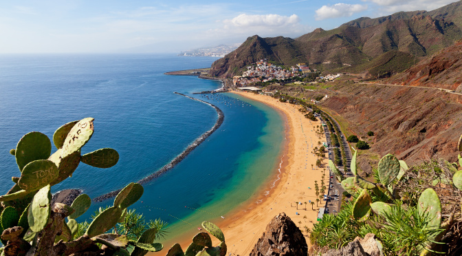 Digitální nomádství aneb Vánoce na Tenerife
