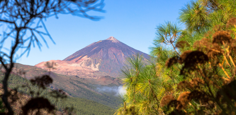 Sopka La Teide, Tenerife