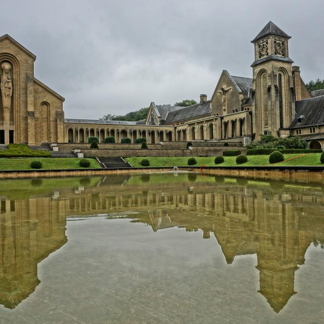klášter Orval, Belgie