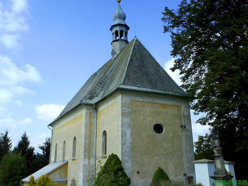 Kostelík v Rešově