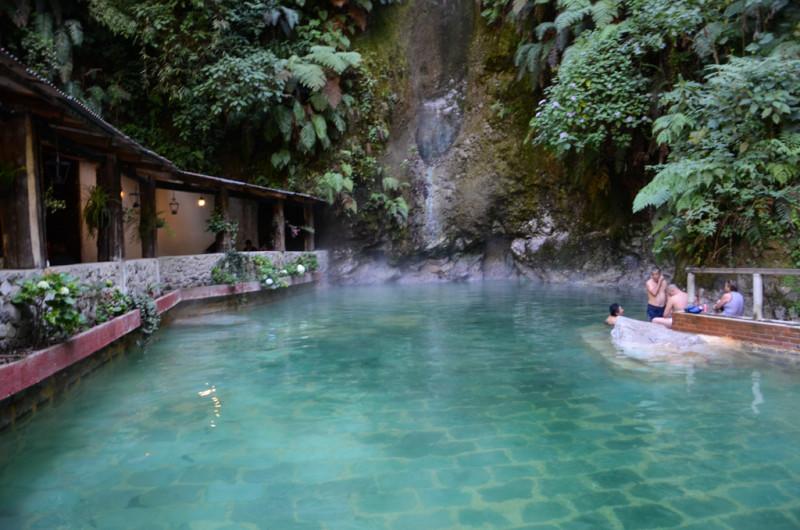 Fuertes Georginas, Guatemala