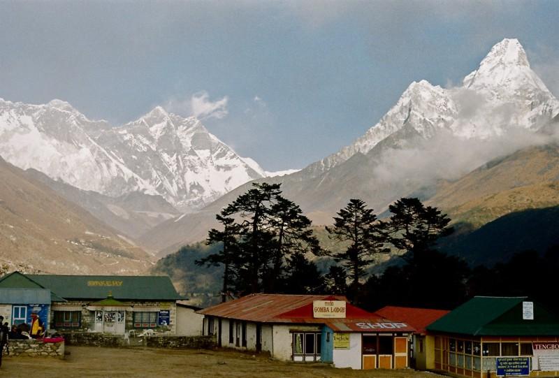 Nepál - země, do níž se Dorota Nvotová často vrací