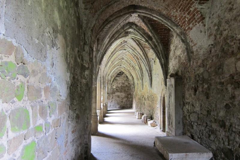 Křížová chodba kláštera Rosa coeli