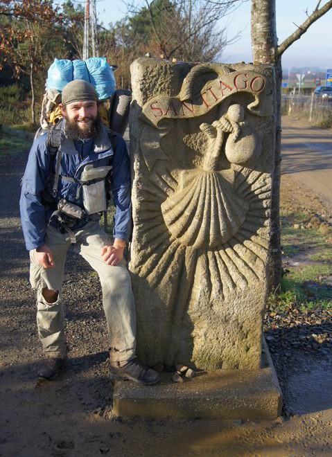 Petr Hirsch, PouTnik, Cesta, Kolem světa, pěšky, bezdomovec