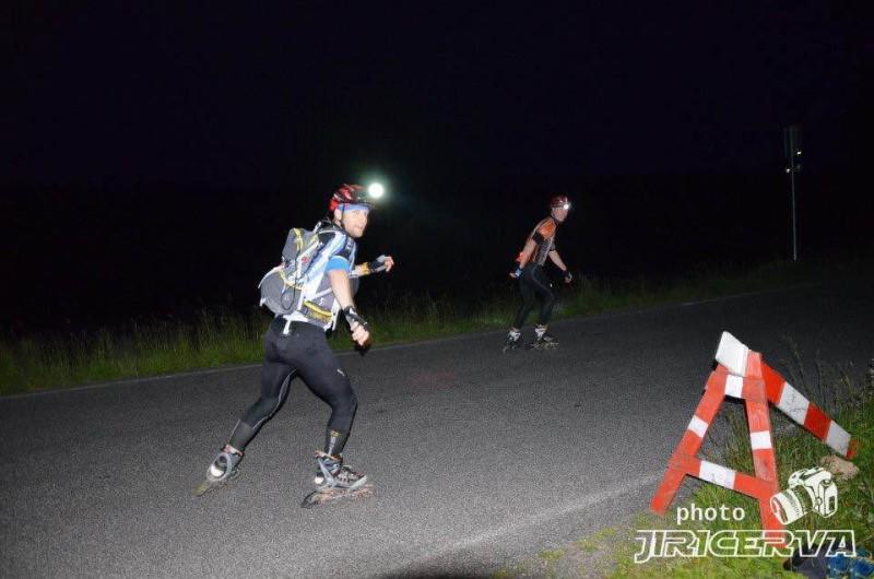 Liberecký Survival v noci