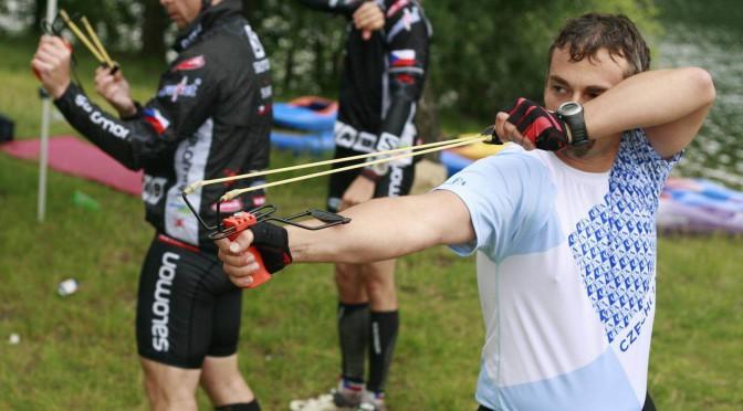 Přírodní víceboj dvojic – Liberecký survival