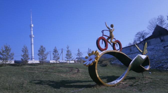 Almaty – město jablek a nádherných výhledů