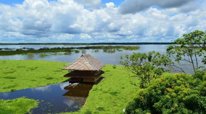 Na skok do Amazonie