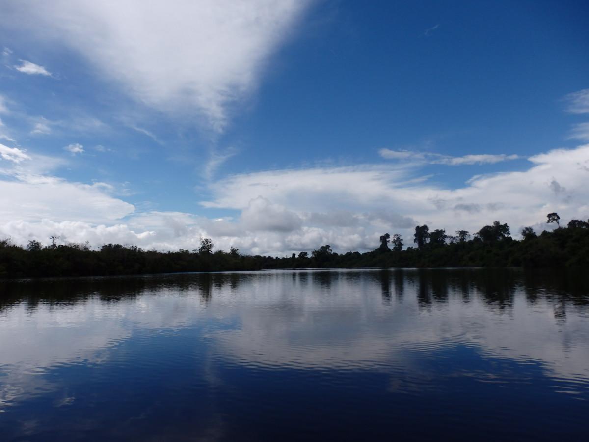 řeka Nanay