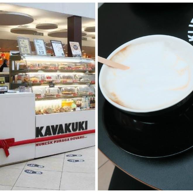 Kavárna Kavakuki s výbornou kávou a sladkým pečivem v Šiauliai