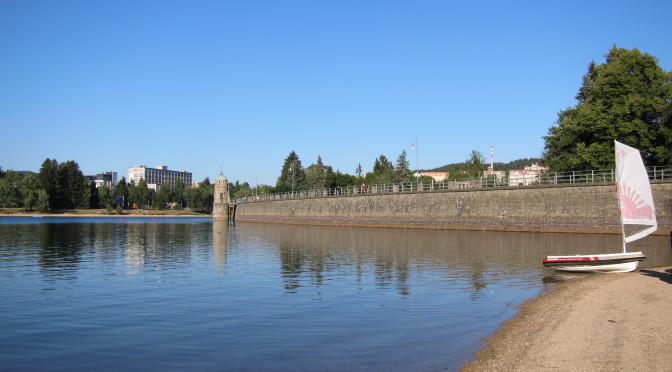 Jablonecká přehrada – skvělé místo pro sport i odpočinek