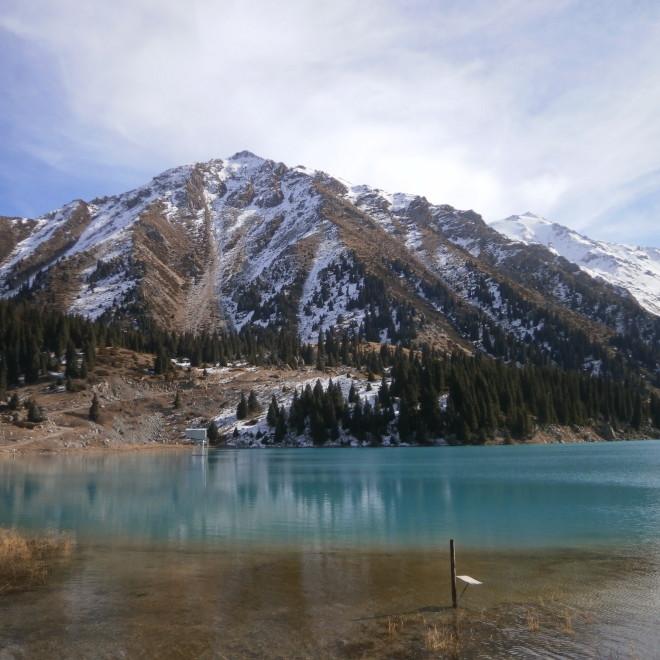 Velké Almatinské jezero