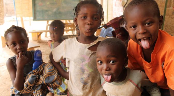 Horem pádem Burkinou Faso