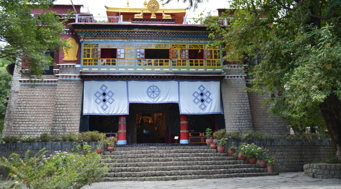 Norbulingka – srdce tibetské kultury