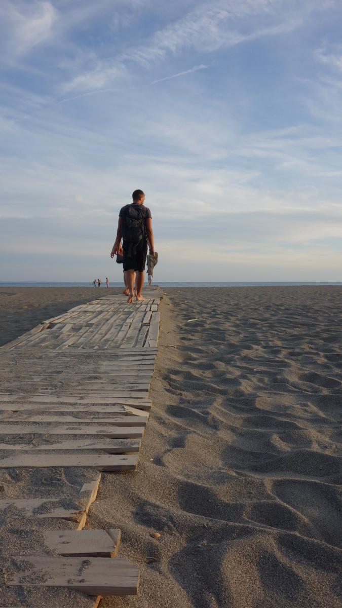 cesta, život, motivace, cestování, práce, autor, copywriter, rumunsko, balkán, svoboda, volnost