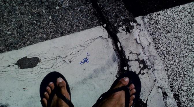 Krok do neznáma vs. cestování