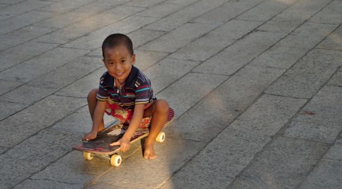 Na pár dní v Yangoonu, bývalém hlavním městě Myanmaru (Barmy)