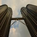 Kuala Lumpur, Malajsie - Petronas Towers