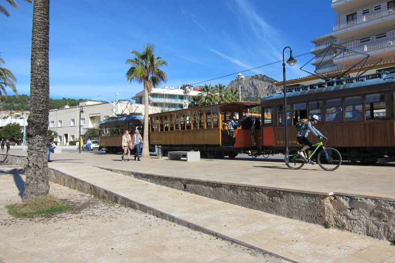 Tramvaj v Port de Sóller