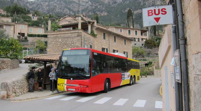 Veřejná doprava na Mallorce
