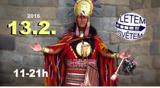 LETEM SVĚTEM – Cestovatelský festival v Plzni
