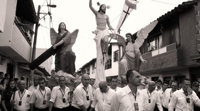 Semana Santa aneb Jak probíhají Velikonoce v Kolumbii, zemi magického realismu