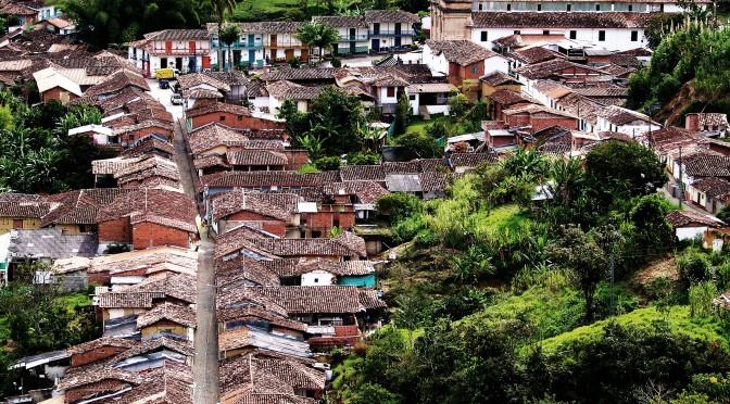 V zajetí magického realismu – nejkrásnější kolumbijská vesnice Concepción