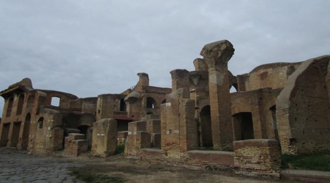 Starověká Ostia Antica
