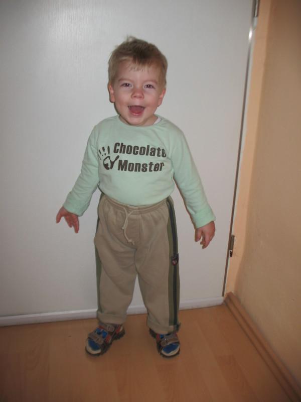 Matěj byl veselé a hravé dítko (FOTO PŘED)