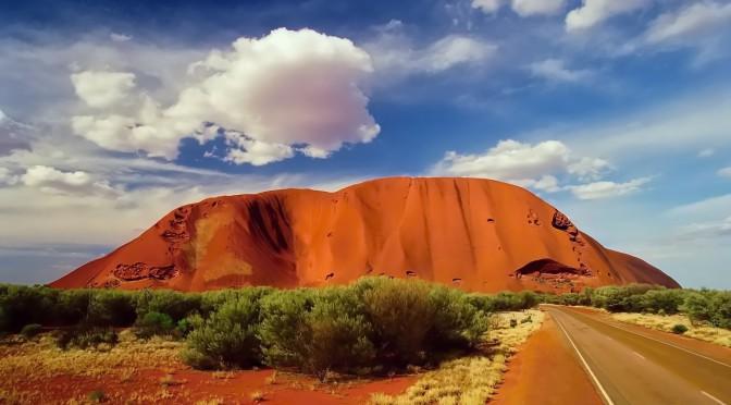 Zkušenosti s cestami do Austrálie