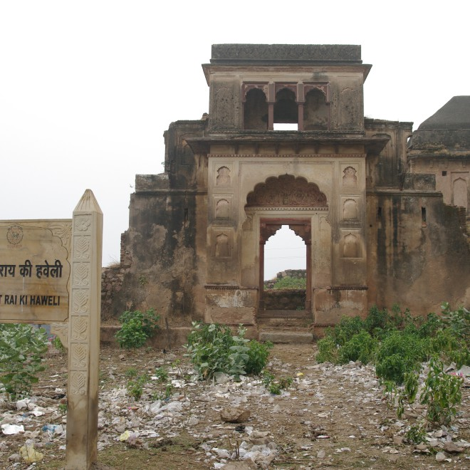 Orchha, Madhyapradesh, Indie