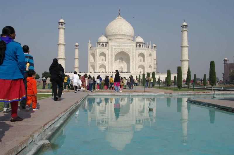 Agra, Uttarpradesh, Indie